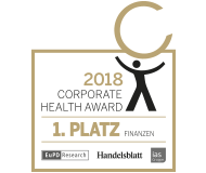 Corporate Health Award 2018