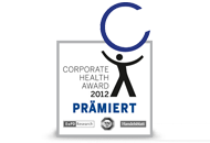 Corporate Health Award 2012