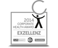 Corporate Health Award 2014