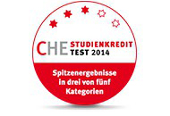 CHE-Studienkredit 2014