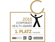 Corporate Health Award 2016